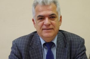 Началник на Регионално управление на образованието в Ловеч Еленко Начев