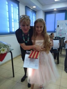 Няма по-хубаво от това да гледаш как децата рецитират с възторг на български език, казва Рина Бакалов – учредител на школото в Тел Авив